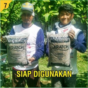Fermentasi Pupuk Organik m21 decomposer 4